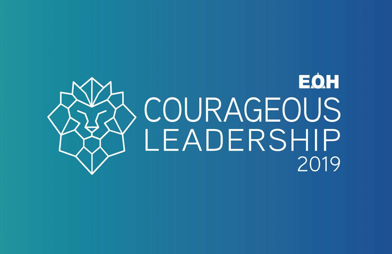 courageous leadership 2019