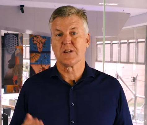 CEO - Stephen van Coller