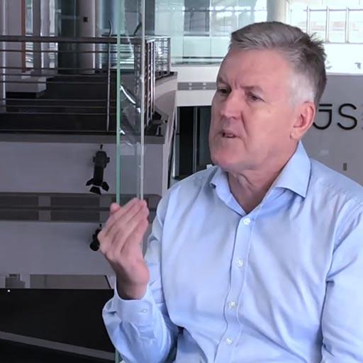 Stephen van Coller - CEO of EOH