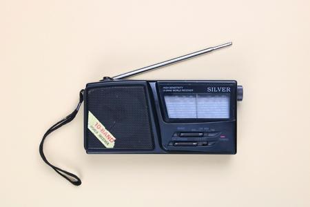 a pocket radio