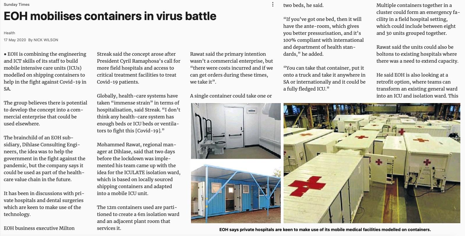 Publication: Sunday Times (Gauteng), Business Times