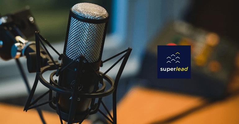 Superlead podcast station